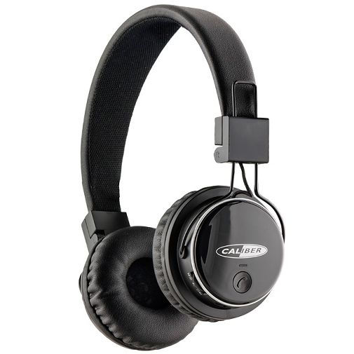 Produktimage des Caliber Kopfhörer Kabellos Schwarz