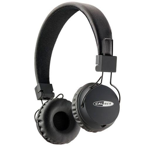 Productafbeelding van de Caliber On-Ear Headphones Wired Black