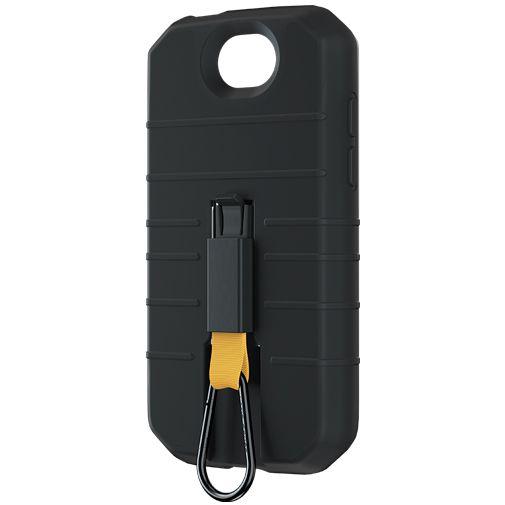 Productafbeelding van de Cat Hybrid Case Black Cat S31