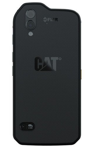 Productafbeelding van de Cat S61 Black