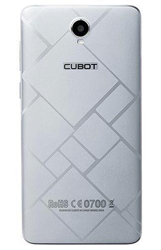 Productafbeelding van de Cubot Max Silver