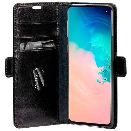 Productafbeelding van de DBramante1928 Wallet Book Case Copenhagen Black Samsung Galaxy S10