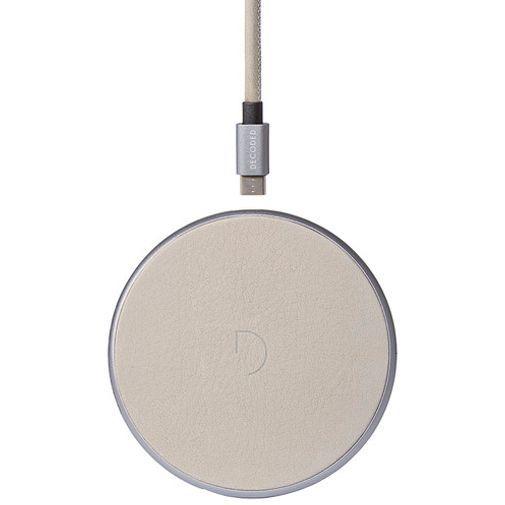 Productafbeelding van de Decoded Fast Pad Draadloze Oplader 10W Grey
