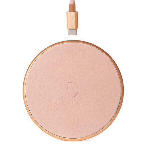 Productafbeelding van de Decoded Fast Pad Draadloze Oplader 10W Pink