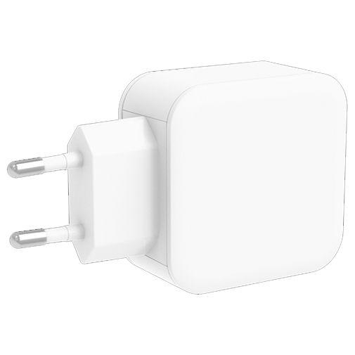 Productafbeelding van de Deltaco USB-C Snellader 30W Wit