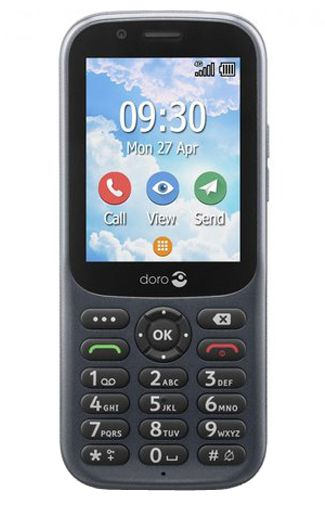 Product image of the Doro 730X Black