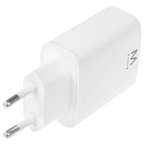 Productafbeelding van de Ewent USB-C Snellader 20W Wit
