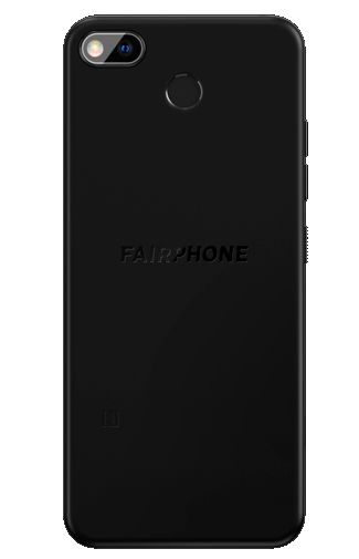 Productafbeelding van de Fairphone 3+ Black