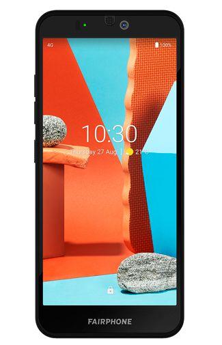 Productafbeelding van de Fairphone 3+ Black