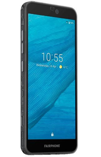 Productafbeelding van de Fairphone 3 Black