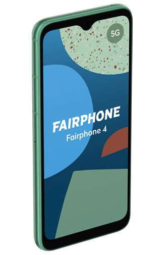 Product image of the Fairphone 4 256GB Green