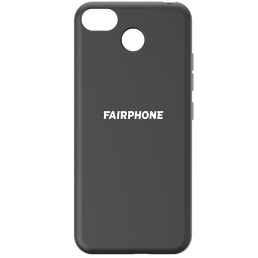 Productafbeelding van de Fairphone Protective Case Black Fairphone 3/3+