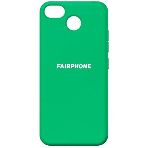 Productafbeelding van de Fairphone Protective Case Green Fairphone 3/3+