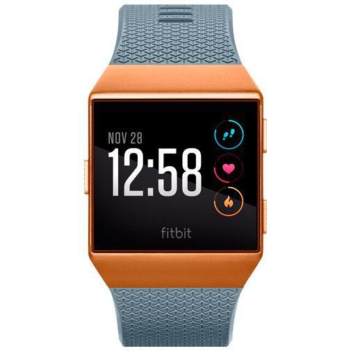Productafbeelding van de Fitbit Ionic Blue/Orange