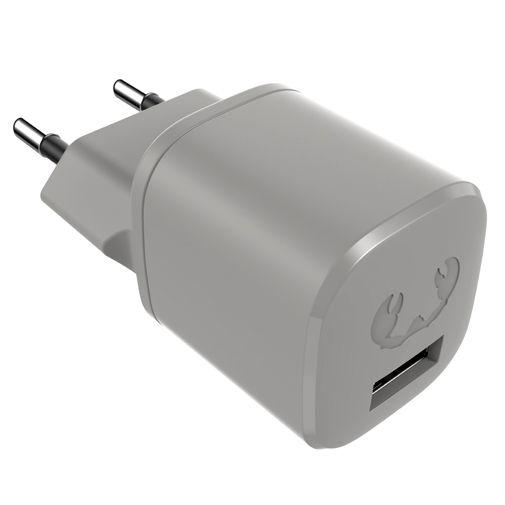 Productafbeelding van de Fresh 'n Rebel Mini Snellader 12W + Lightning Kabel Grijs