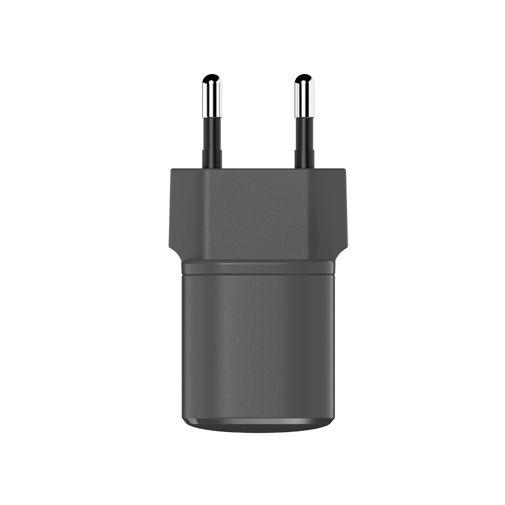 Productafbeelding van de Fresh 'n Rebel Mini Snellader 12W + Lightning Kabel Zwart