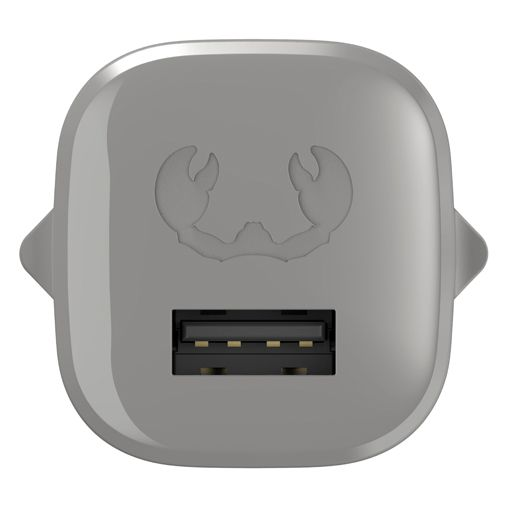 Productafbeelding van de Fresh 'n Rebel Mini Snellader 12W + USB-C Kabel Grijs