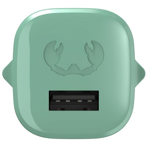 Productafbeelding van de Fresh 'n Rebel Mini Snellader 12W + Lightning Kabel Groen