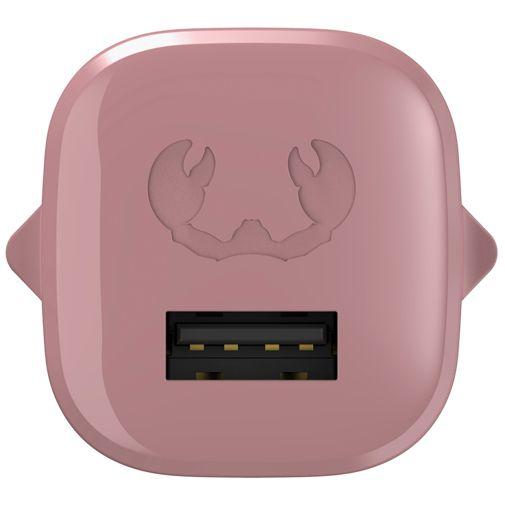 Productafbeelding van de Fresh 'n Rebel Mini Snellader 12W + USB-C Kabel Roze