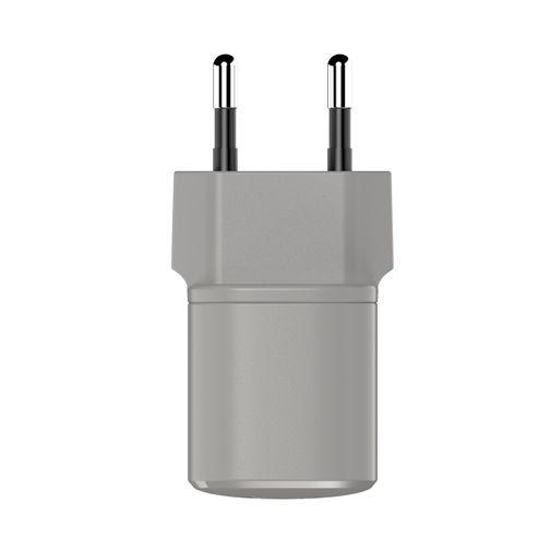 Productafbeelding van de Fresh 'n Rebel Mini USB-C Snellader 18W Grijs