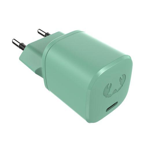 Productafbeelding van de Fresh 'n Rebel Mini USB-C Snellader 18W Groen