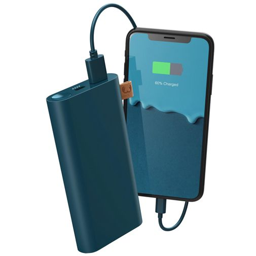 Productafbeelding van de Fresh 'n Rebel Powerbank 12000mAh Blue