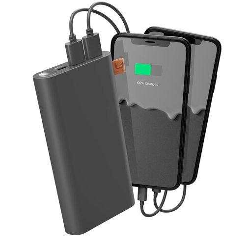 Productafbeelding van de Fresh 'n Rebel Powerbank 18000mAh Dark Grey