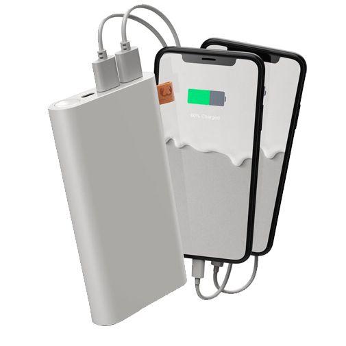 Productafbeelding van de Fresh 'n Rebel Powerbank 18000mAh Grey