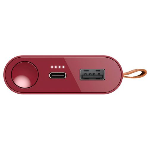 Productafbeelding van de Fresh 'n Rebel Powerbank 6000mAh Red