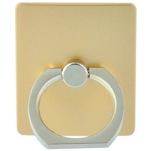 Productafbeelding van de Funtastix Phone Ring met Stand Gold