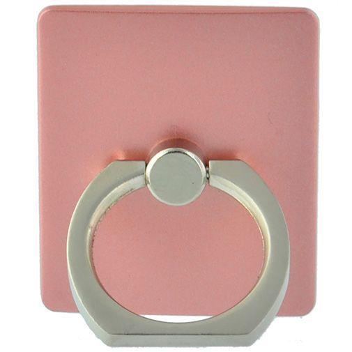 Productafbeelding van de Funtastix Phone Ring met Stand Pink