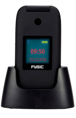 Productafbeelding van de Fysic FM-9260 Black