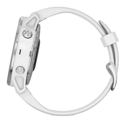 Produktimage des Garmin Fenix 6S 42mm Weiß/Silber