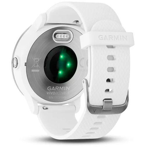 Produktimage des Garmin Vivoactive 3 Silber/Weiß