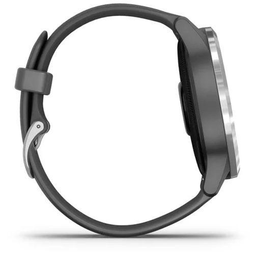 Productafbeelding van de Garmin Vivoactive 4 Silver/Grey