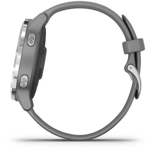 Produktimage des Garmin Vivoactive 4S Silber/Grau