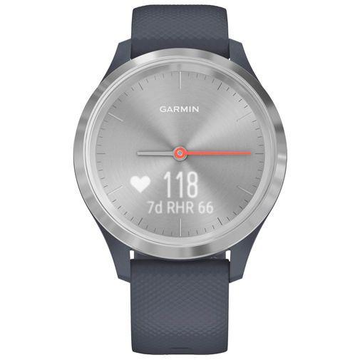 Productafbeelding van de Garmin Vivomove 3S Silver/Blue
