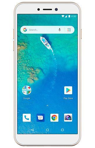 Productafbeelding van de General Mobile GM8 Go Gold