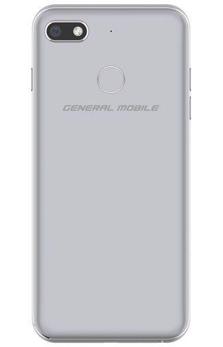 Productafbeelding van de General Mobile GM8 Go Grey