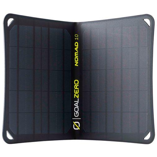 Productafbeelding van de Goal Zero Nomad 10 Draagbaar Zonnepaneel 10W