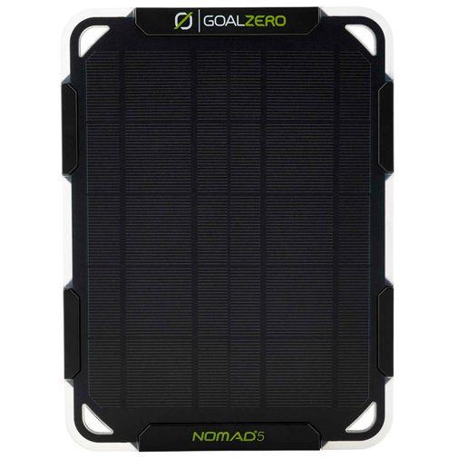 Productafbeelding van de Goal Zero Nomad 5 Draagbaar Zonnepaneel 5W
