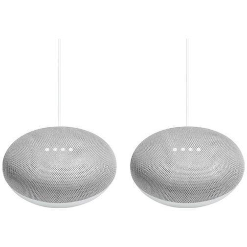 Productafbeelding van de Google Nest Mini Wit 2-pack
