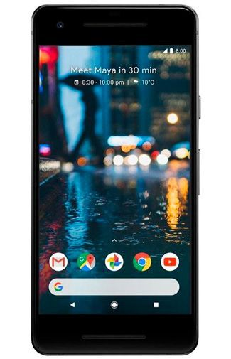 Productafbeelding van de Google Pixel 2 128GB Black
