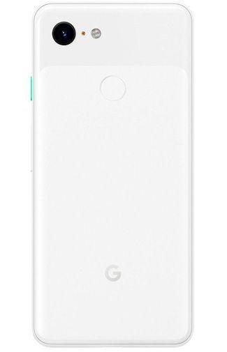 Productafbeelding van de Google Pixel 3 128GB White
