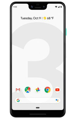 Productafbeelding van de Google Pixel 3 XL 64GB White