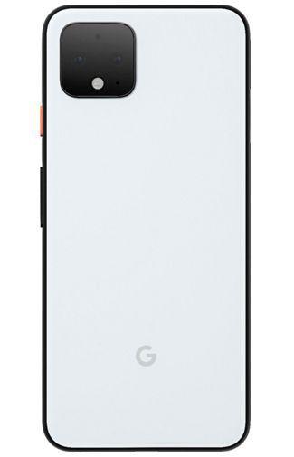Productafbeelding van de Google Pixel 4 128GB White