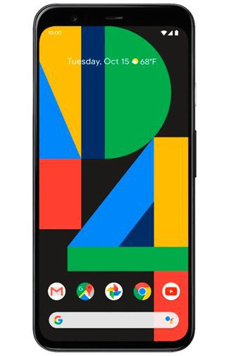 Productafbeelding van de Google Pixel 4 64GB Black