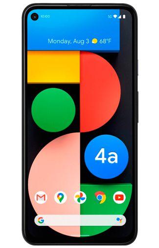 Produktimage des Google Pixel 4a 5G Weiß