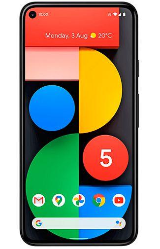 Produktimage des Google Pixel 5 Grün
