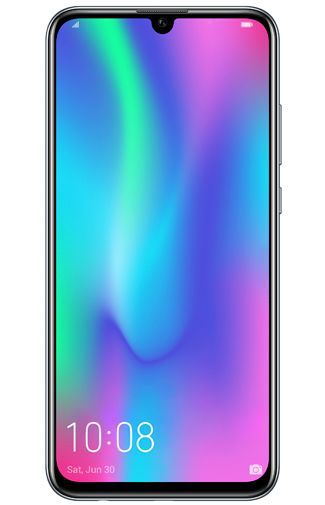 Productafbeelding van de Honor 10 Lite Black